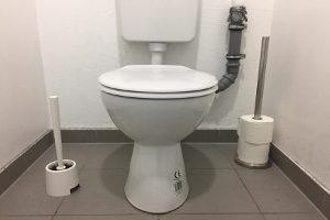 Ebenfall möglich: Eine Mietminderung bei einer Badrenovierung, wenn die Toilette nicht nutzbar ist.