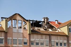 Ob eine Mietminderung nach einem Brand möglich ist, hängt von der Ursache und vom Schaden ab.