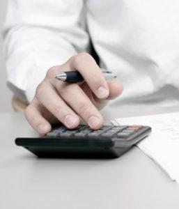 Sie finden eine mögliche Höhe der Mietminderung in einer Tabelle - einer sogenannten Mietminderungstabelle.