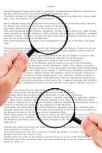 Mietminderung: Eine Vorlage finden Sie in diesem Ratgeber.