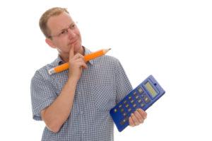 Die Berechnung der Mietminderung wegen Schimmel erfolgt mithilfe sogenannter Mietminderungstabellen.