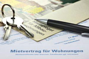 Im aktuellen Mietrecht besitzt der Mietvertrag einige standardisierte Komponenten.