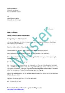 muster-mietminderungsschreiben-vorschau