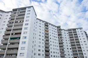Auch die Förderung des sozialen Wohnraums ist eine Hauptaufgabe beim Mieterverein.